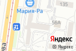 Схема проезда до компании СПРИНТ-ПЛЮС в Барнауле