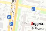 Схема проезда до компании Мариенталь в Барнауле