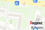 Схема проезда до компании Butterfly в Барнауле