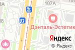 Схема проезда до компании Деньга в Барнауле