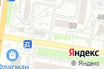 Схема проезда до компании Киоск по продаже молочных продуктов в Барнауле