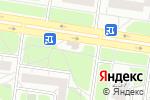 Схема проезда до компании Вечерок в Барнауле