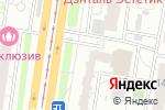 Схема проезда до компании Дарена в Барнауле