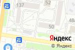 Схема проезда до компании Профильстройсервис в Барнауле