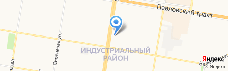 Вкусная жизнь на карте Барнаула