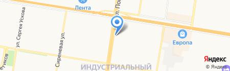 Мир семян на карте Барнаула