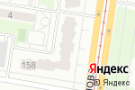 Схема проезда до компании Мишутка в Барнауле