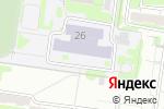 Схема проезда до компании Средняя общеобразовательная школа №117 в Барнауле