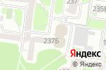 Схема проезда до компании АльмаВет в Барнауле