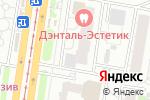 Схема проезда до компании Интерлок в Барнауле