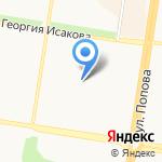 Хлеб из тандыра на карте Барнаула