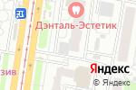 Схема проезда до компании Белый фрегат в Барнауле