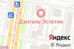 Схема проезда до компании Гламур в Барнауле