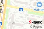Схема проезда до компании Вкусняшка в Барнауле