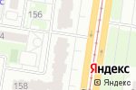 Схема проезда до компании Алекса в Барнауле