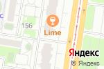 Схема проезда до компании Taomix в Барнауле