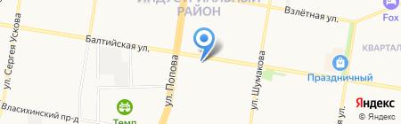 Фарма ГРОШЪ на карте Барнаула