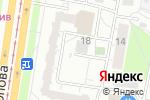Схема проезда до компании Бондарь в Барнауле