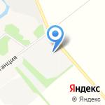 Западно-Сибирская овощная опытная станция на карте Барнаула