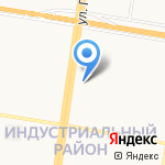 Магазин на карте Барнаула