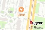 Схема проезда до компании Магазин зоотоваров в Барнауле
