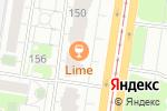 Схема проезда до компании Международный Аэропорт Барнаул им. Г.С. Титова в Барнауле