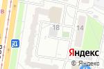 Схема проезда до компании Портнофъ в Барнауле
