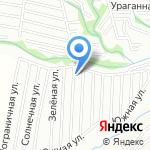 Сельский строитель на карте Барнаула