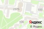 Схема проезда до компании Магазин по продаже овощей и фруктов в Барнауле