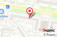 Схема проезда до компании Барнаул-Ньюс в Барнауле