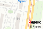 Схема проезда до компании Бардак в Барнауле