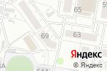 Схема проезда до компании Участковый пункт полиции Отдела полиции №2 УВД по г. Барнаулу в Барнауле