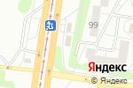 Схема проезда до компании БРЮККЕ в Барнауле