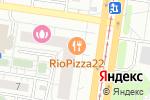 Схема проезда до компании Магазин хозяйственных товаров и мебельной фурнитуры в Барнауле