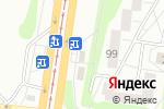 Схема проезда до компании Большой Праздник в Барнауле