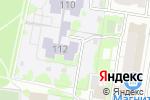 Схема проезда до компании Детский сад №223 комбинированного вида в Барнауле