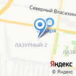 Жилищная инициатива на карте Барнаула