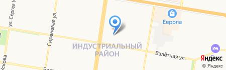 Кулинария на карте Барнаула