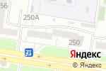 Схема проезда до компании Магнолия в Барнауле