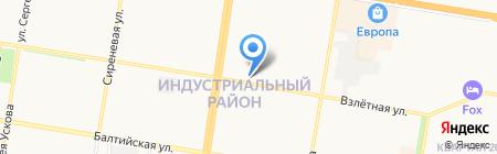 Алтайский Тендерный Центр на карте Барнаула