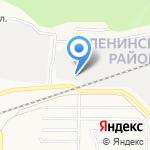 Сибнефтемаш на карте Барнаула