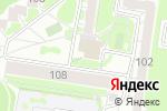Схема проезда до компании ЖЭУ №30, МУП в Барнауле