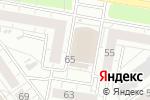 Схема проезда до компании Мясная лавка в Барнауле