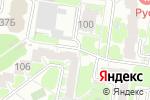 Схема проезда до компании Селина в Барнауле