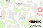 Схема проезда до компании Быт-Мастер в Барнауле