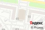 Схема проезда до компании Диалог в Барнауле