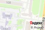 Схема проезда до компании Денежный в Барнауле