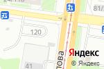 Схема проезда до компании Киоск по продаже автотоваров в Барнауле