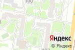 Схема проезда до компании Верония в Барнауле
