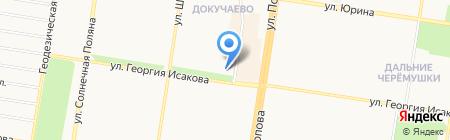 ЭТИКЕТЪ на карте Барнаула